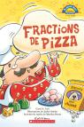 Je peux lire! Niveau 3 : Fractions de pizza