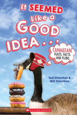 It Seemed Like a Good Idea . . . : Canadian Feats, Facts and Flubs