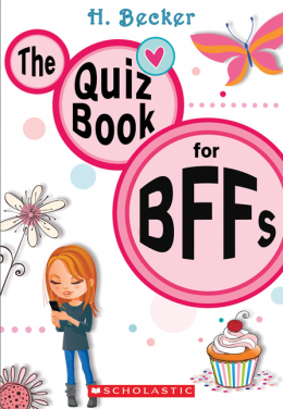 The Quiz Book for BFFs