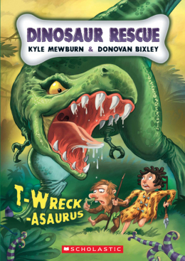 Dinosaur Rescue: T-Wreck-asaurus