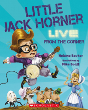 Little Jack Horner, Live from the Corner