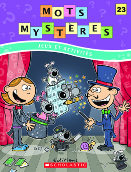 Mots mystères n° 23
