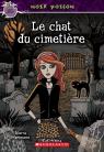 Noir poison : N° 7 - Le chat du cimetière