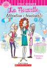 Rose bonbon : La Nouvelle : Attention : tensions!