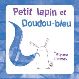 Petit lapin et Doudou-bleu