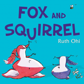 Fox and Squirrel Cover