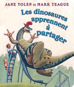 Les dinosaures apprennent à partager