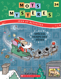 Mots mystères n° 24