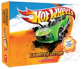 Hot Wheels - La boîte à lecture