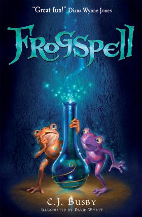 Frogspell Book 1: Frogspell