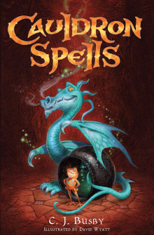 Frogspell Book Two: Cauldron Spells