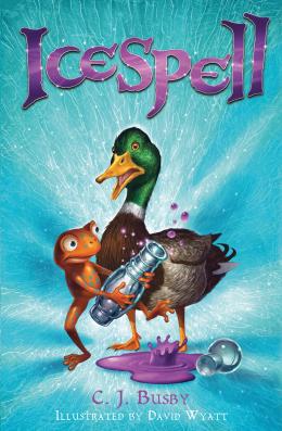 Frogspell Book Three: Icespell