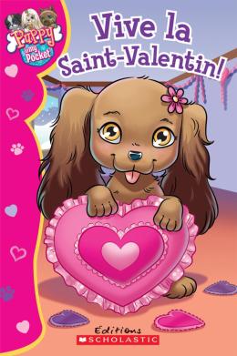 Puppy in My Pocket : Vive la Saint-Valentin!