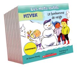 Les mots-outils : Hiver