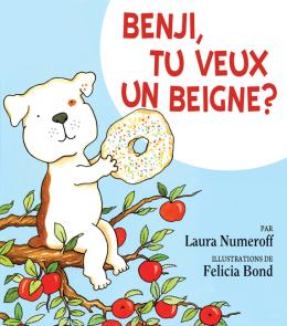 Benji, tu veux un beigne?