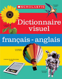 Dictionnaire visuel français-anglais