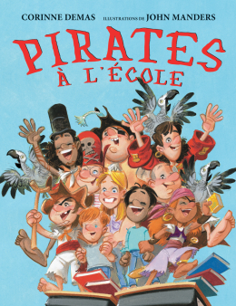 Pirates à l'école