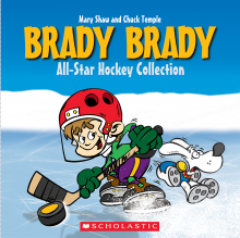 The Brady Brady All-Star Hockey Collection
