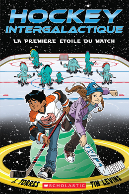 Hockey intergalactique : La première étoile du match