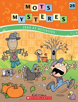 Mots mystères n° 25