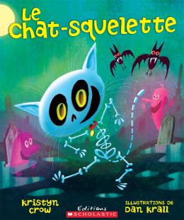 Le chat-squelette