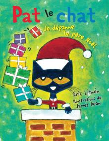 Pat le chat : Je dépanne le père Noël