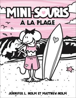 Mini-Souris : N° 3 - À la plage