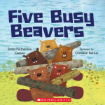 Five Busy Beavers