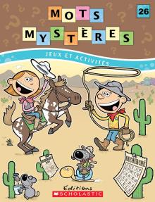Mots mystères n° 26