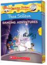 Thea Stilton's Dancing Adventures Box Set