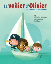 Le voilier d'OlivierUne aventure en anagrammes