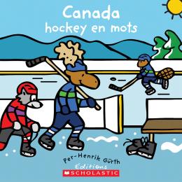 Canada - hockey en mots