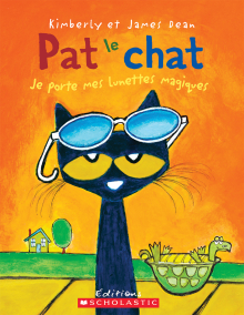 Pat le chat : Je porte mes lunettes magiques