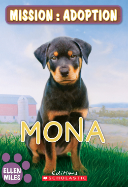 Mission : adoption : Mona