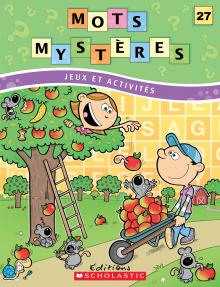 Mots mystères n° 27