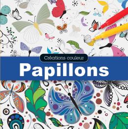 Créations couleur : Papillons