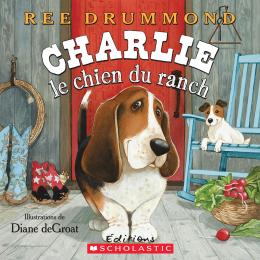 Charlie le chien du ranch