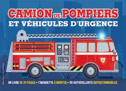Camions de pompiers et véhicules d'urgence
