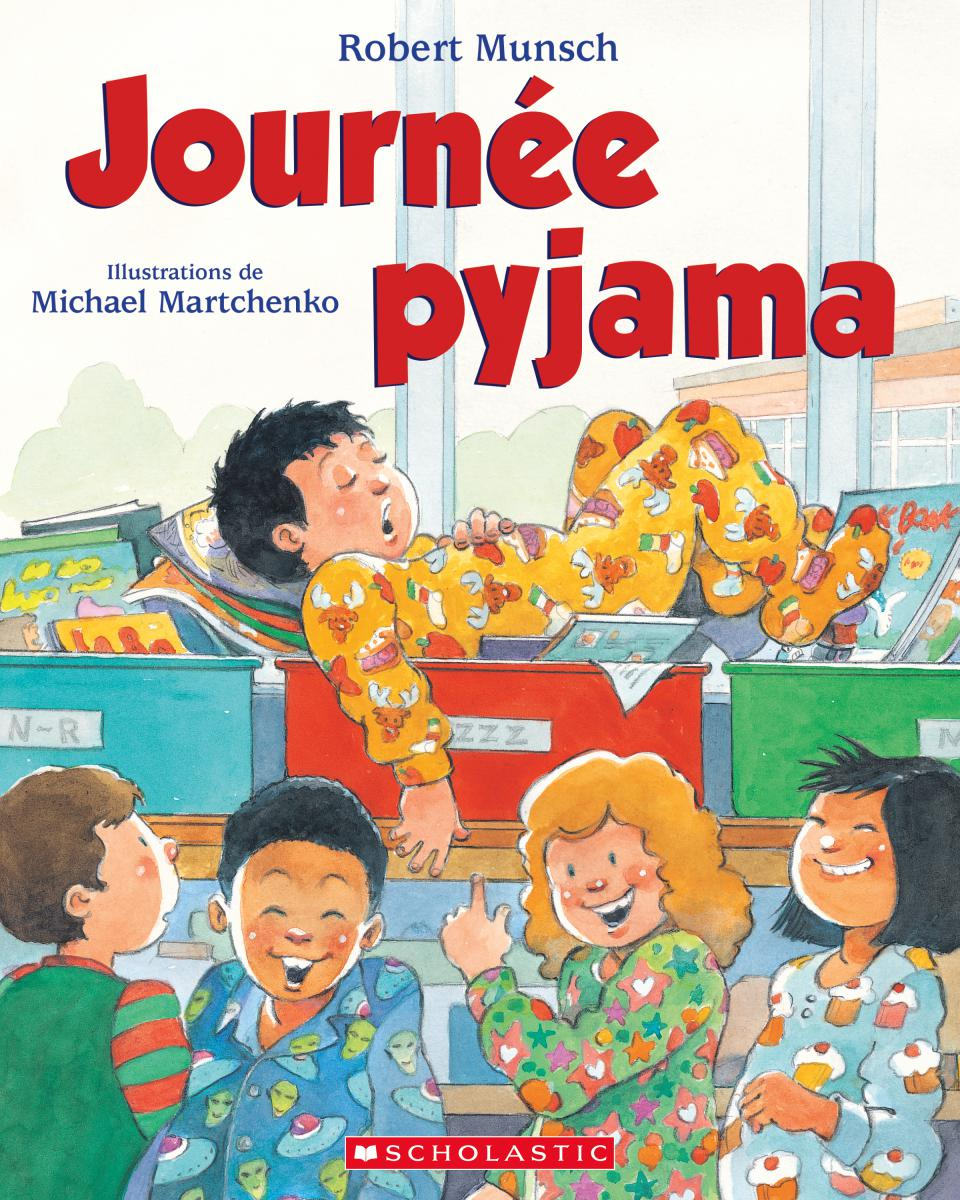 Journ�e Pyjama