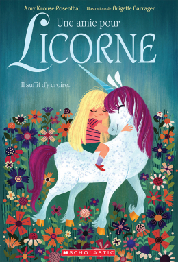 Une amie pour Licorne