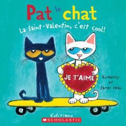 Pat le chat : La Saint-Valentin, c'est cool!