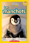 National Geographic Kids : Les manchots (niveau 3)