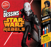 Mes dessins Star Wars® Rebels