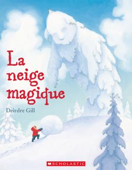 La neige magique