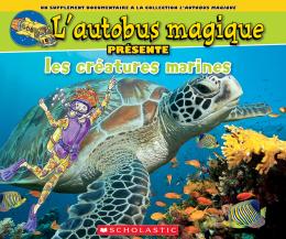 L' autobus magique présente les créatures marines
