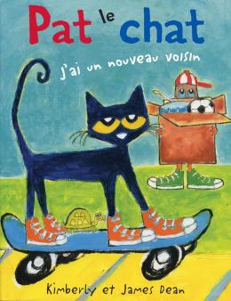 Pat le chat : J'ai un nouveau voisin