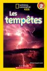 National Geographic Kids : Les tempêtes (niveau 2)