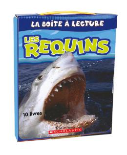 Les requins - La boîte à lecture