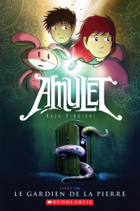 Amulet : Le gardien de la pierre