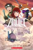 Amulet : N° 3 - Les chercheurs de nuages